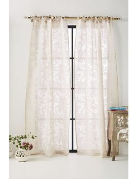 Nina Curtain by Anthropologie