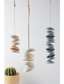 Ceramic Chime by Pigeon Toe Ceramics