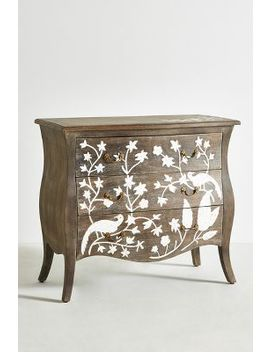 Birdsong Three Drawer Dresser by Anthropologie