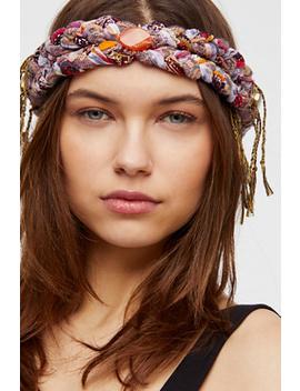 Fringe Braided Headband by Free People