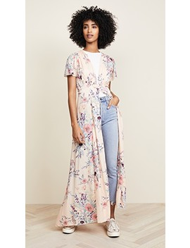 Deevine Duster Robe by Free People