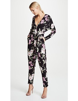 Free Fall Jumpsuit by Yumi Kim