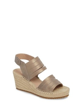 Largo Espadrille Wedge Sandal by Eileen Fisher