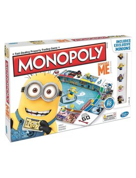 Monopoly Game Despicable Me Edition by Hasbro
