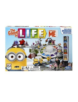 Despicable Me Minion The Game Of Life Game by Hasbro