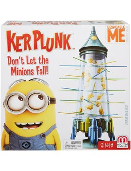 Kerplunk Despicable Me Minions Game by Mattel
