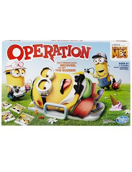 Despicable Me 3 Edition Operation Game by Hasbro