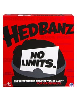 Spin Master Games – Hedbanz No Limits by Spin Master Games
