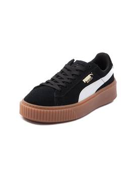 Tween Puma Suede Platform Athletic Shoe by Puma