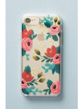 Rosey I Phone Case by Rifle Paper Co.