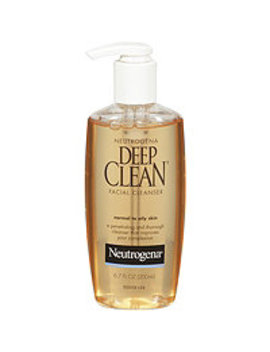 Deep Clean Daily Cleanser by Neutrogena