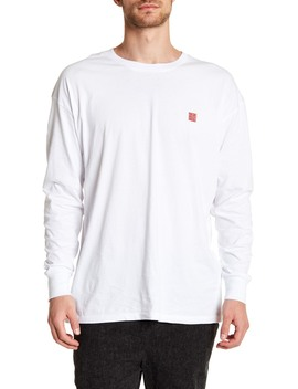 Feature Rugger Long Sleeve Tee by Zanerobe