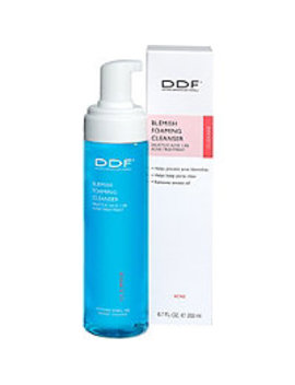 Online Only Blemish Foaming Cleanser Salicylic Acid 1.8% Acne Treatment by Ddf