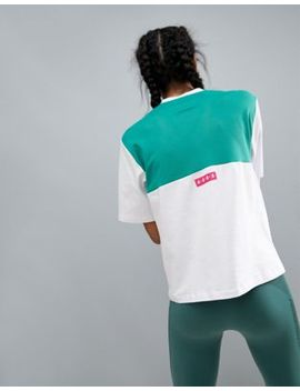 Asos 4505 Gym T Shirt With Contrast Breathable Mesh Panel by Asos 4505