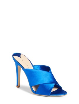 Sparks Cross Strap Mule by Leith