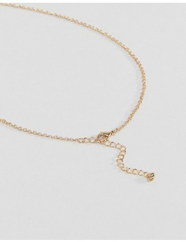 Asos Vintage Style Icon Pendant Necklace by Asos Collection