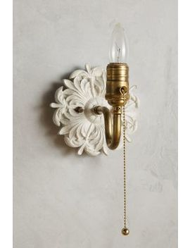 Royal Villa Sconce by Anthropologie