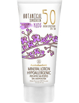Botanical Kids Spf 50 Mineral Lotion by Australian Gold