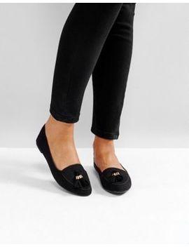 Park Lane Tassel Slipper Loafers by Shoes
