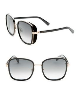 Elvas Square Sunglasses by Jimmy Choo
