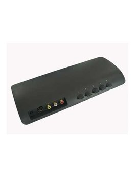 Vanco 280322 Rgb Component/Composite Audio/Video Selector Switch by Vanco