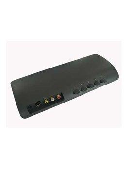 Vanco 280322 Rgb Component/Composite Audio/Video Selector Switch by Vanco