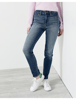 Vintage Stretch High Rise Super Skinny Jeans by Hollister