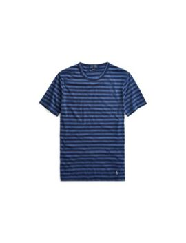 Custom Slim Fit Jersey T Shirt by Ralph Lauren