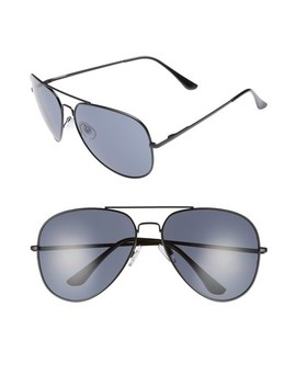 60mm Large Aviator Sunglasses by Bp.