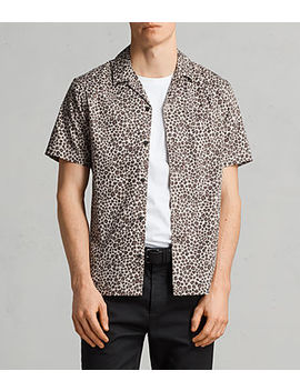 Apex Short Sleeve Shirt by Allsaints