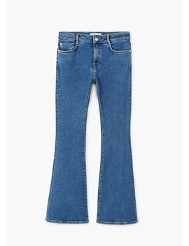 Flared  Jeans by Mango