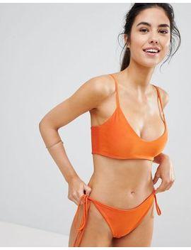 Pretty Little Thing   Top Bikini A Canotta by Asos