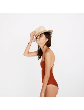 Mara Hoffman® Olympia One Piece Swimsuit by Madewell