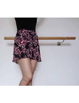 Handmade Balletskirt Wrapskirt Tiger || Mars3 Limited Edition by Etsy