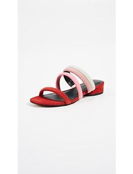 Kade Tubular Sandals by Rebecca Minkoff