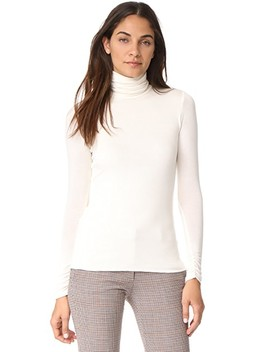 Crescent Luxe Turtleneck by Twenty Tees