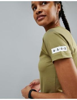 Asos 4505 Training T Shirt In Tight Fit by Asos 4505
