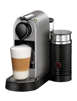 Nespresso Citi Z And Milk Espresso Machine By Breville, Silver by Breville
