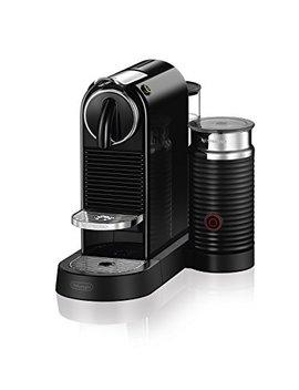 Nespresso Citi Z & Milk Espresso Machine By De'longhi, Black by De Longhi