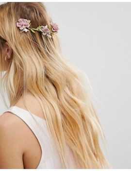 Asos Occasion Floral Vine Back Hair Clip by Asos Collection