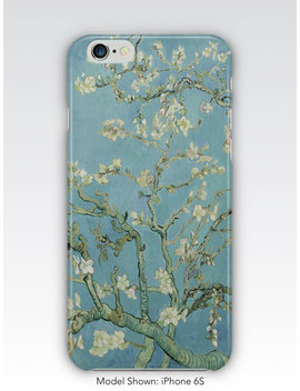 Case For I Phone 8, I Phone 6s,  I Phone 6 Plus,  I Phone 5s,  I Phone Se,  I Phone 5c,  I Phone 7    Almond Blossoms By Vincent Van Gogh by The Press Release