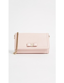 Vara Cross Body Mini Bag by Salvatore Ferragamo