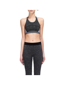Whistles Elite Sports Bra, Grey by Whistles