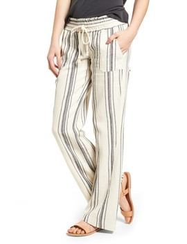Oceanside Drawstring Pants by Roxy