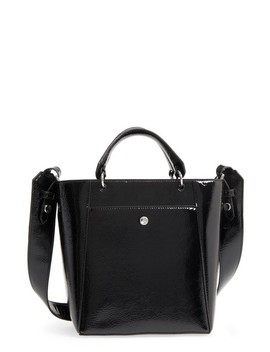 Eloise Leather Crossbody Bag by Elizabeth And James