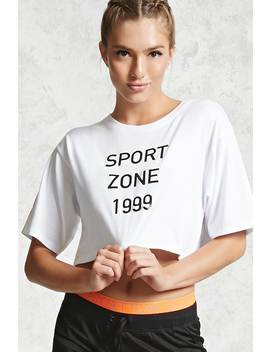 Active Sport Zone 1999 Top by Forever 21