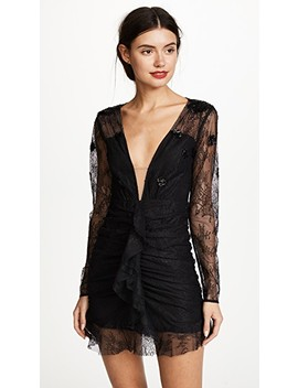 Daisy Lace Mini Dress by For Love & Lemons