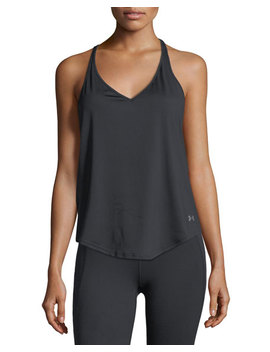 Flashy Racerback Performance Tank by Under Armour