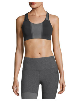 Motivation Tech Medium Support Performance Sports Bra by The North Face