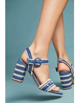Sam Edelman Olisa Heeled Sandals by Sam Edelman